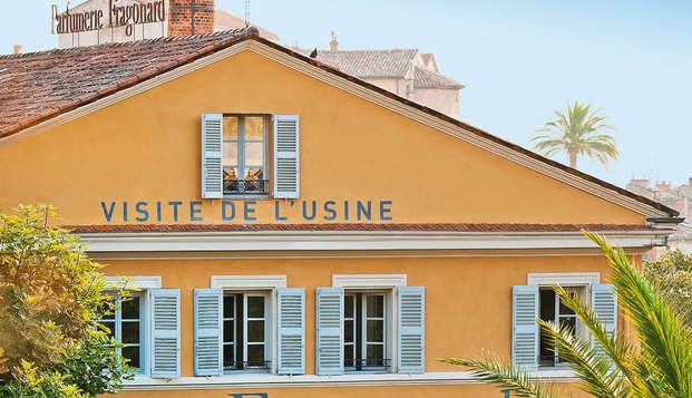 Sulla Costa Azzurra nel cuore di Cannes