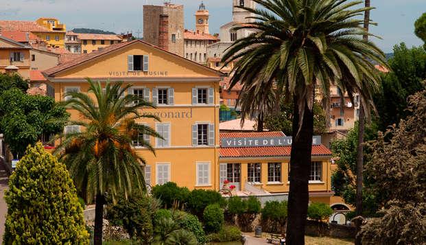 Aromas en la bahía de Cannes