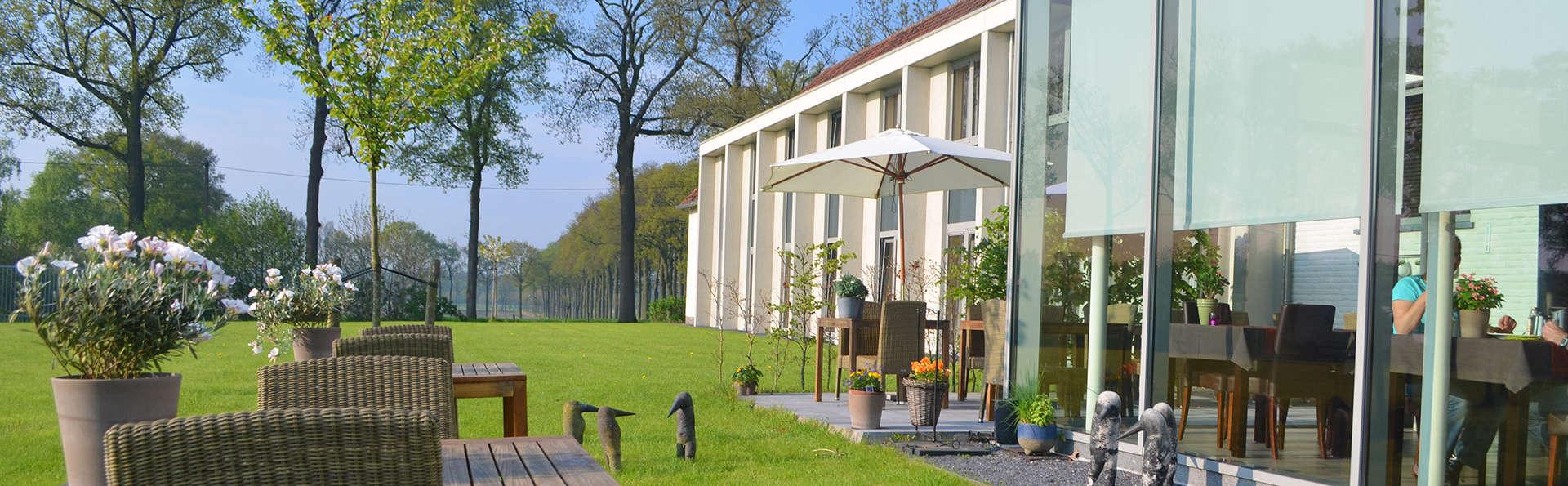 Escapade romantique près de Bruges