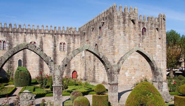Escapada en Braga con acceso al Spa y botella de vino (desde 2 noches)