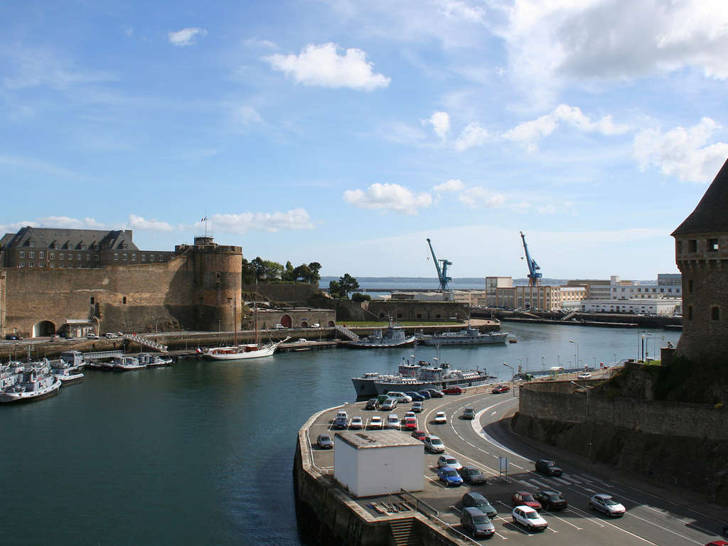 Séjour Bretagne - Week-end entre amis ou en famille à Brest  - 3*