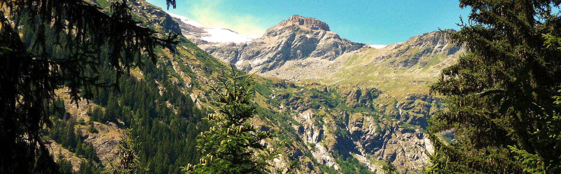 Week-end en chambre d'hôte dans les Alpes