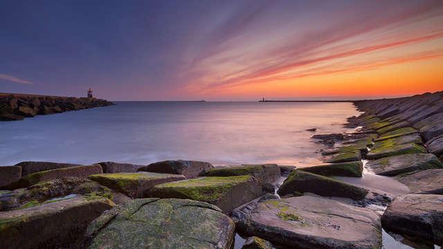 Comfort, charme en culinair genieten aan de kust van Wijk aan Zee