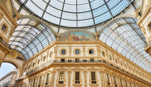Luxe in het hartje van Milaan