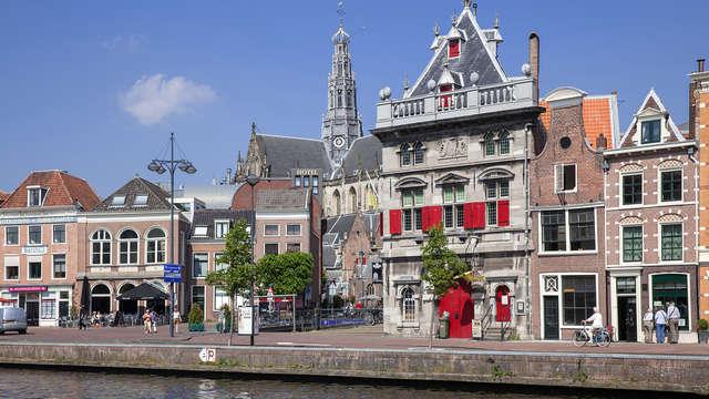 Samen ontspannen in het rustige Haarlem