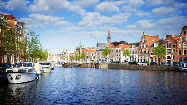 Découvrez Haarlem avec dîner et location de vélos (à partir de 2 nuits)