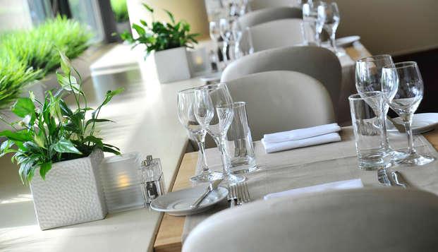 Maastricht Premium Package: 2 nachten met 2 keer diner! (vanaf 2 nachten)