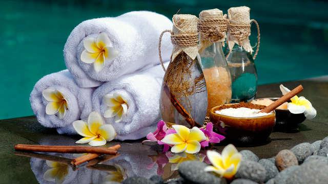Week-end bien-être avec accès aux bains de Monêtier à Briançon