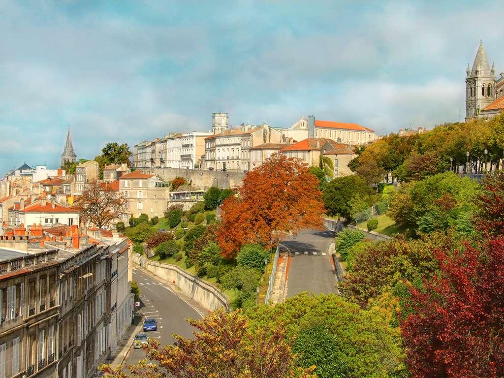 Séjour Poitou-Charentes - Week-end à Angouleme  - 3*