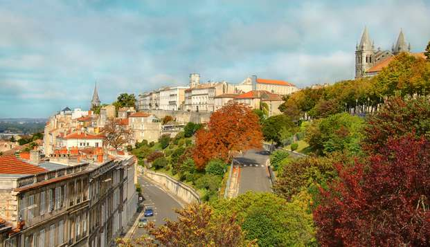 Escapada en Angoulême