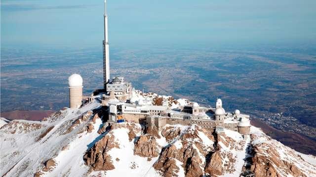 Visite du Pic du Midi