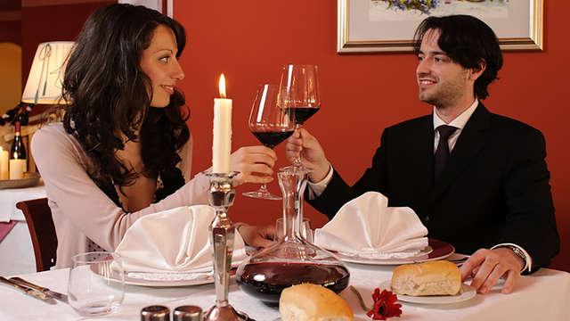 Weekend romantico sul lago di Garda con cena