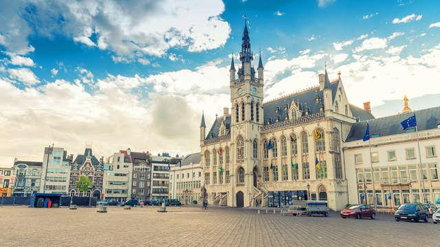 Design, lusso e spumante vicino ad Anversa