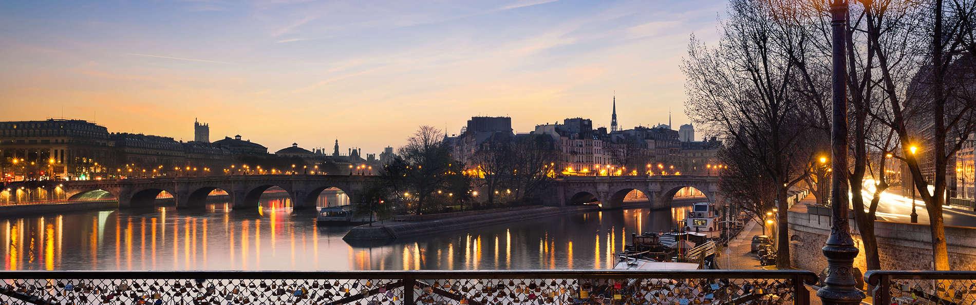 Week-end de charme au cœur de Paris