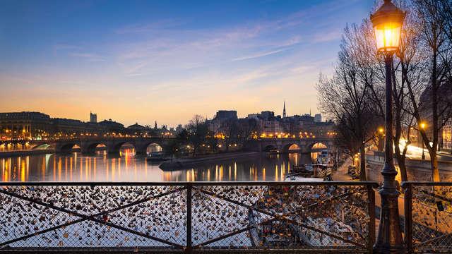 Weekendje weg in het hart van Parijs
