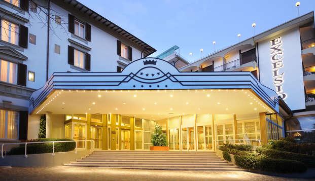 Oferta especial: estancia en Chianciano Terme (no reembolsable)