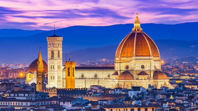 De magie van Florence in een fantastisch 4-sterren hotel