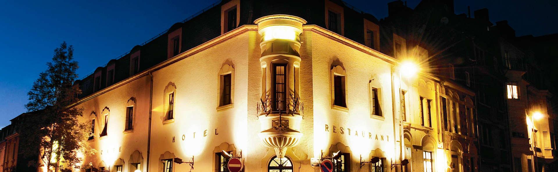 Echappée avec dîner dans un hôtel de charme à Luxembourg-Ville