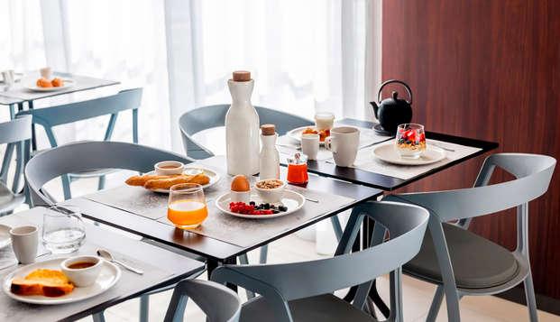 Okko Hotels Cannes - breakfast
