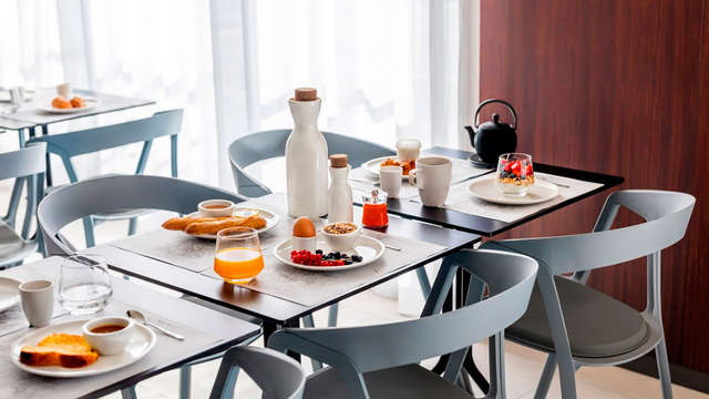Okko Hotels Cannes - breakfast