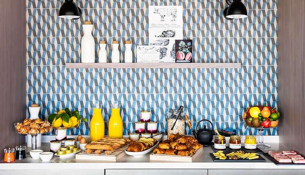 Okko Hotels Cannes - buffet