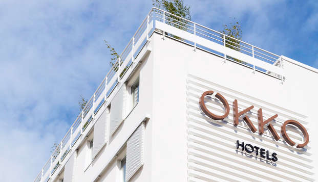 Okko Hotels Cannes - front