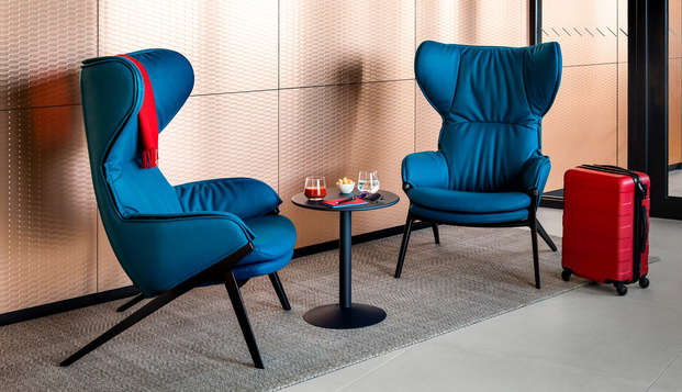 Okko Hotels Cannes - lobby