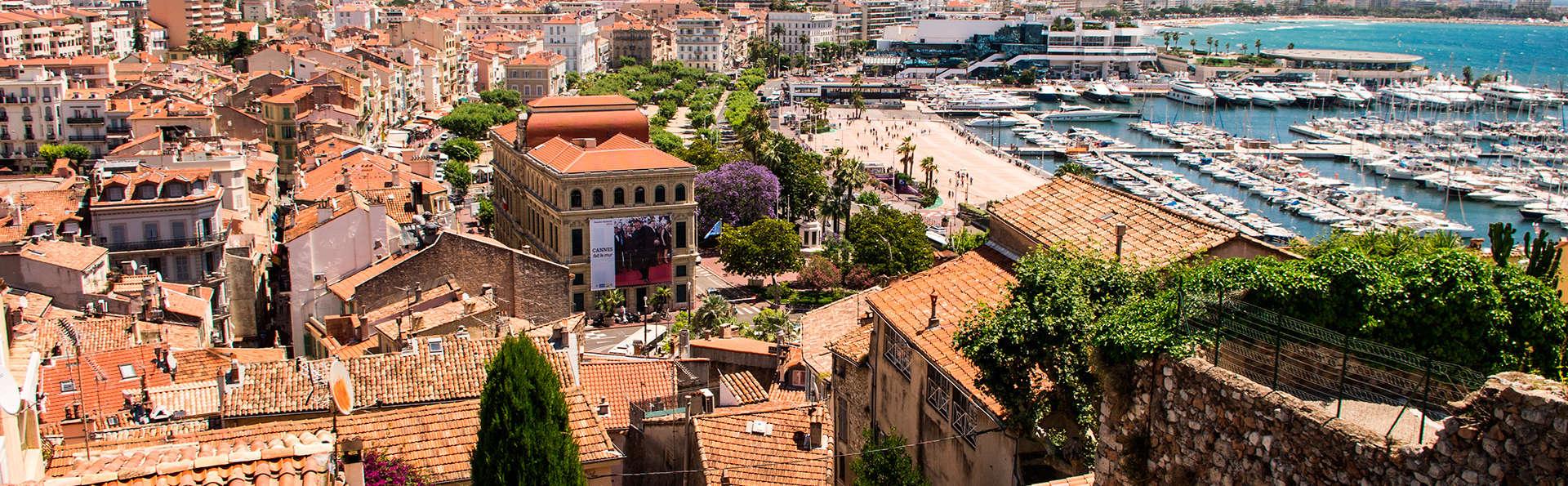 Séjour sous le soleil de Cannes (à partir de 2 nuits)