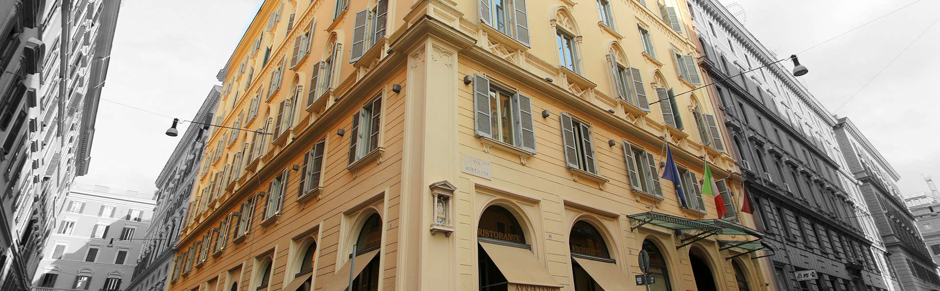 empire palace hotel 4 rome italie. Black Bedroom Furniture Sets. Home Design Ideas