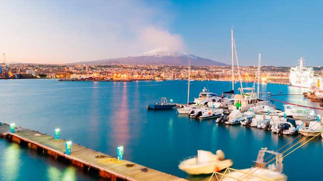 Un weekend da 4* sul lungomare di Catania