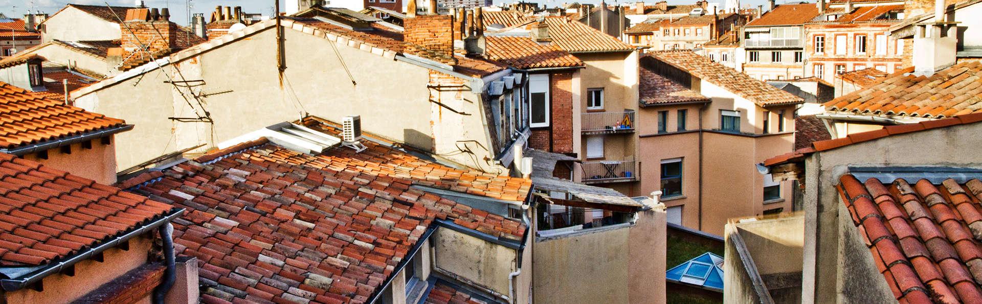Offre spéciale : week-end en plein cœur de Toulouse
