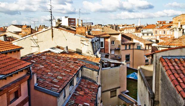 Oferta especial: escapada al pleno corazón de Toulouse