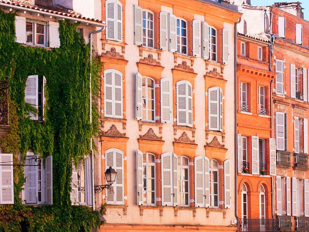 Séjour France - Week-end en plein coeur de Toulouse  - 4*