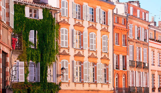 Week-end en plein coeur de Toulouse