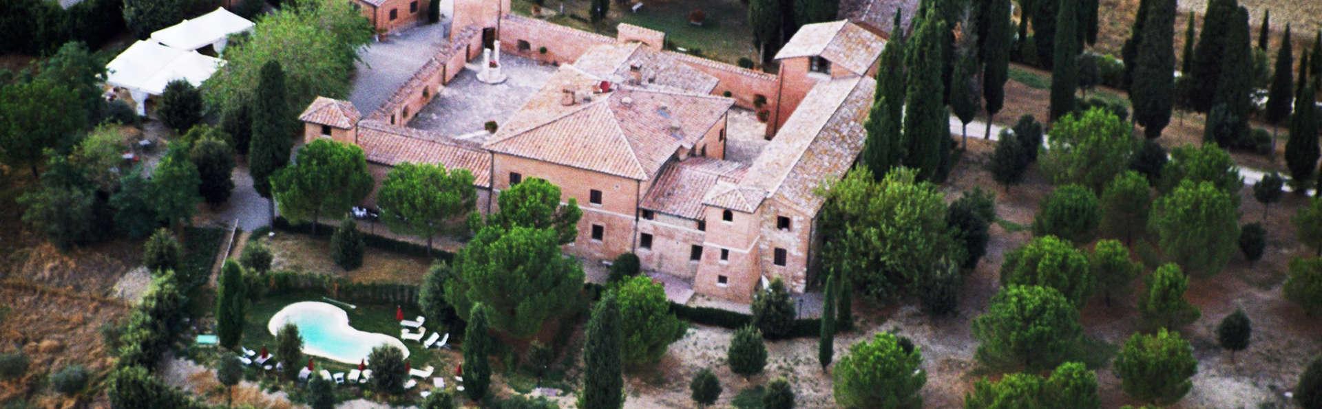 Escapada romántica con spa en un precioso castillo de la Toscana