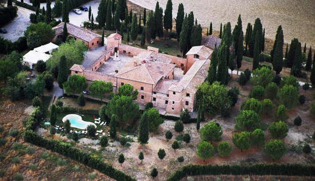 Weekend in un castello toscano con cena e accesso spa (da 2 notti)