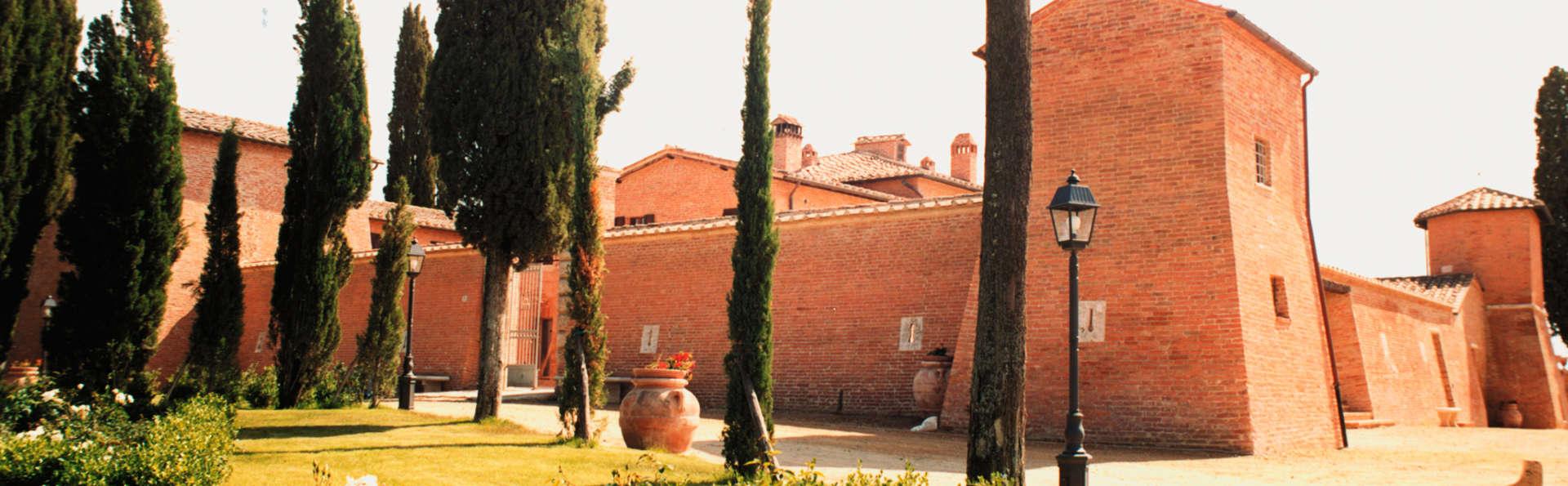 Détente & vie de château près de Sienne