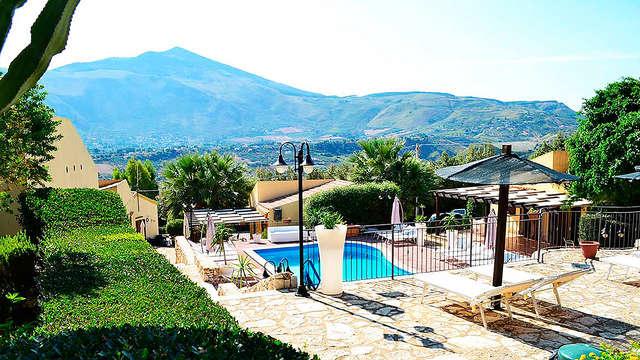 Séjour détente sur la côte sicilienne à Castellamare del Golfo dans un hotel reconnu