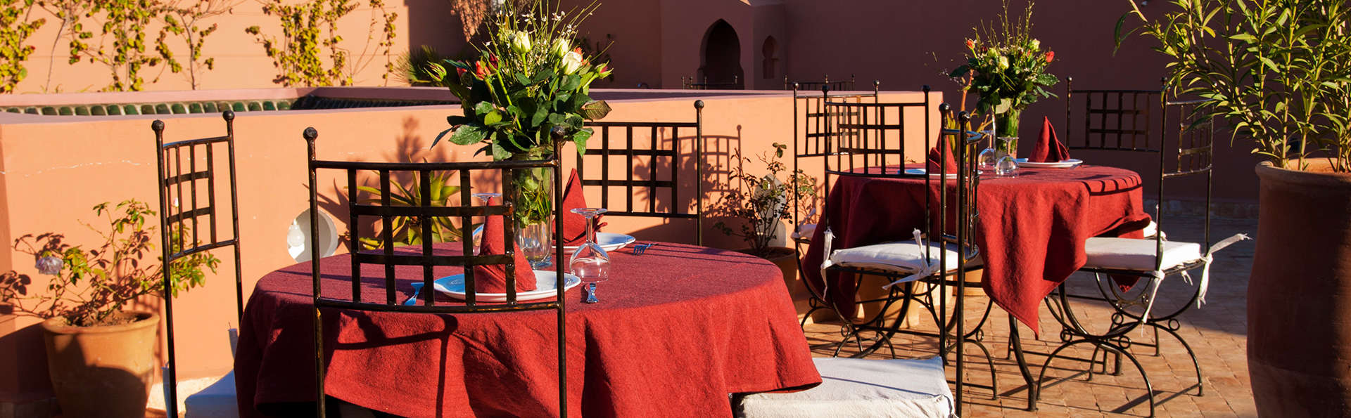 Estancia con cena típica marroquí en Marrakech (desde 3 noches)