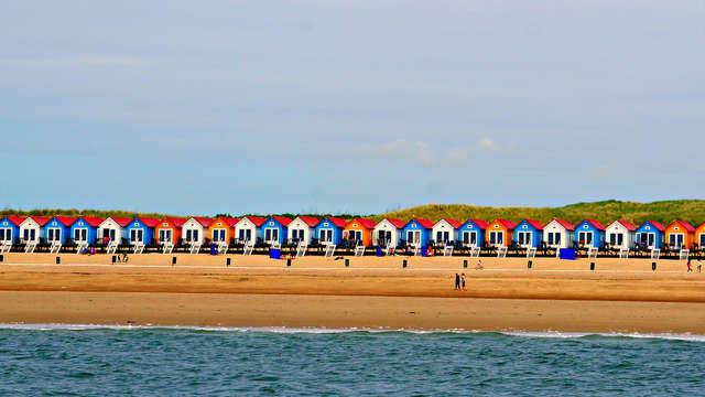 Weekendje weg aan de kust van Vlissingen