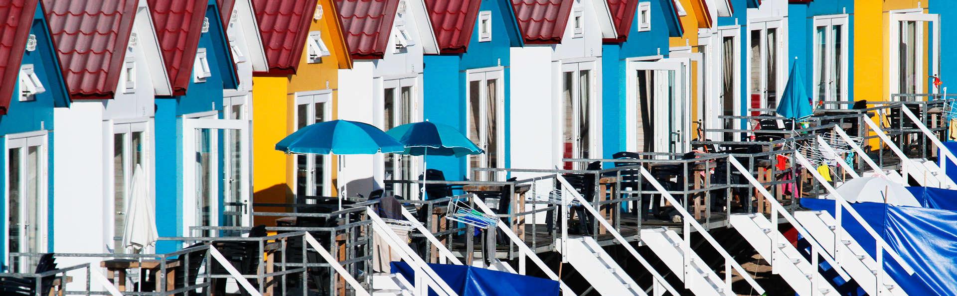 Weekend weg met diner aan de kust van Vlissingen (vanaf 2 nachten)