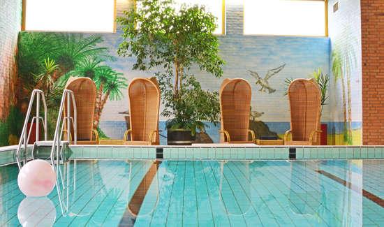 Week end a la mer vlissingen avec acc s la piscine for Week end avec piscine interieure
