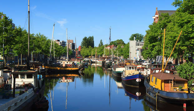 Samen genieten van Groningen 3 nachten voor de prijs van 2