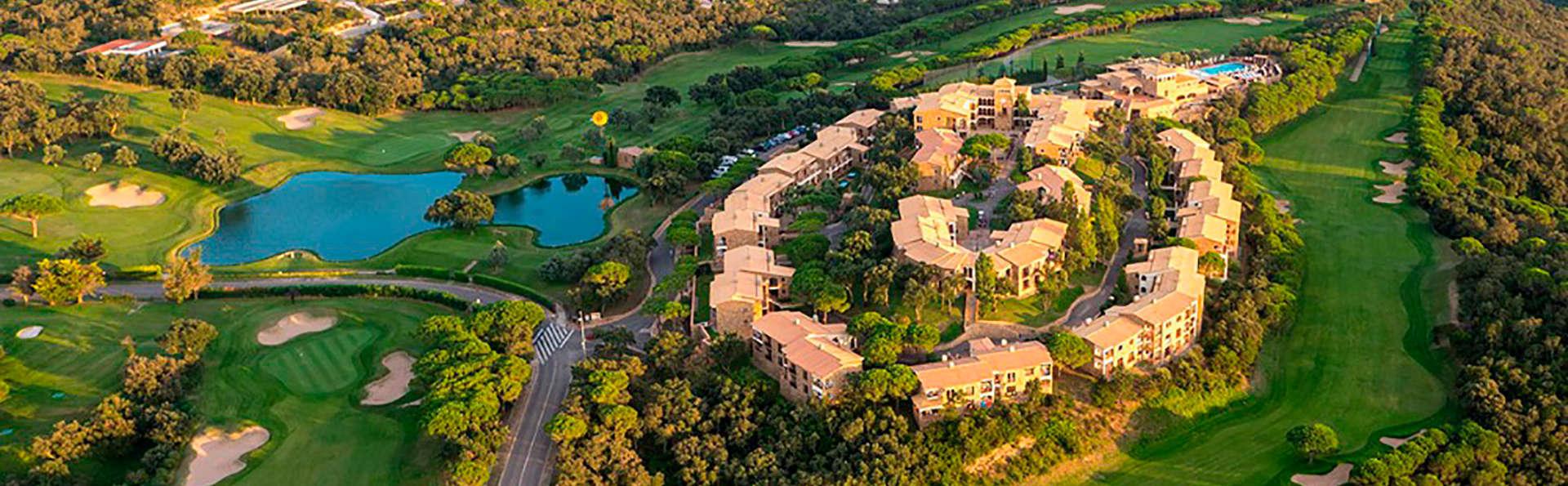 Escapade de luxe dans le meilleur resort d'apartements sur la Costa Brava (Platja d' Aro)