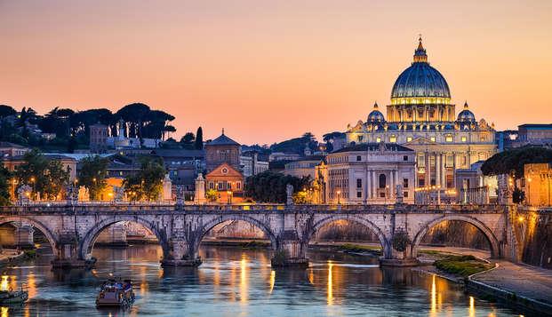 Weekend a Roma ad un'ottima tariffa ed in ottima posizione!