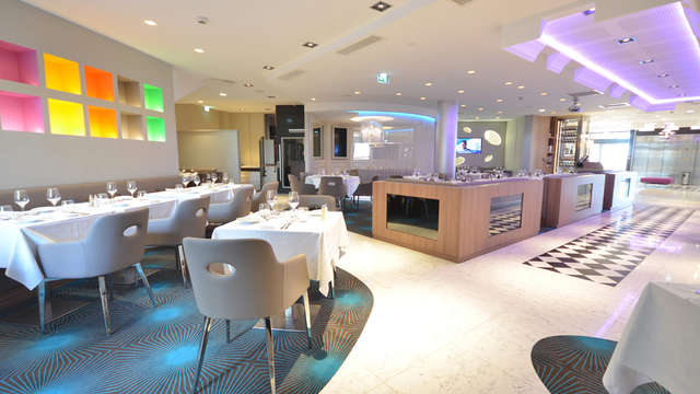 Holiday Inn Dijon Toison d Or - inn dijon resto