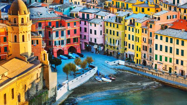 Découvrez les luxuriantes Cinque Terre (à partir de 2 nuits)