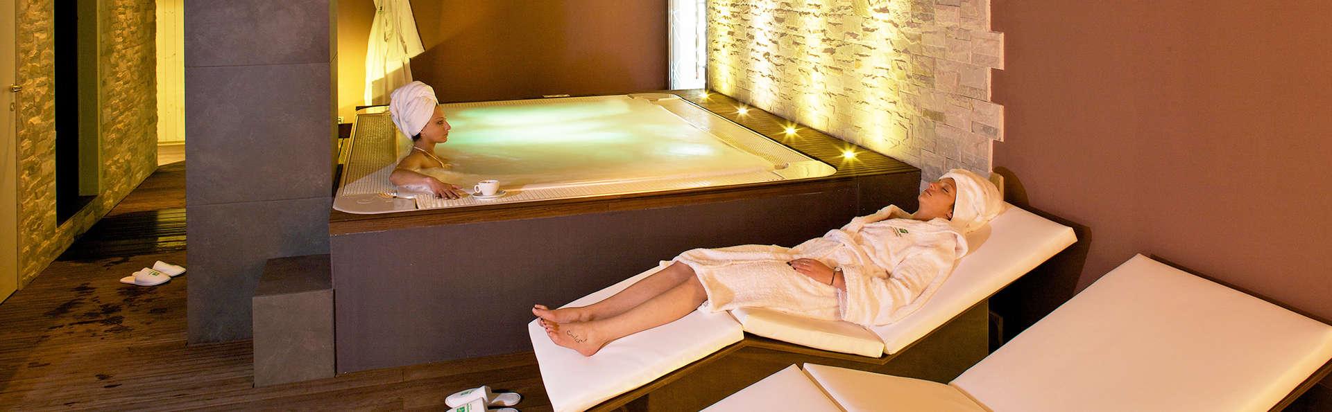 Nella storica Ravenna con spa e massaggio (da 2 notti)