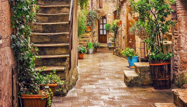 Evadez-vous quelques jours en Toscane et séjournez au Sovana Resort (à partir de 3 nuits)