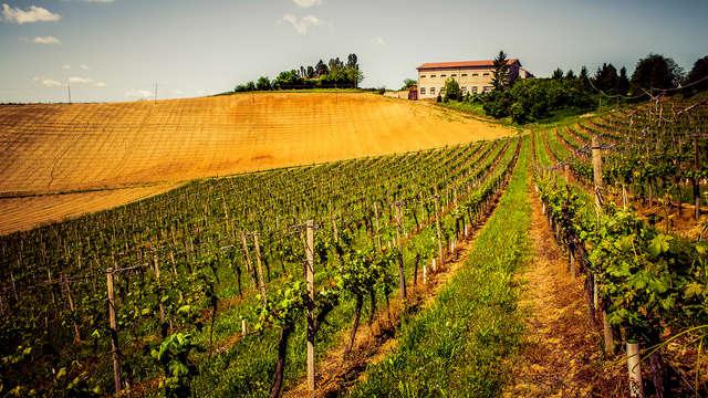 Weekend con visita in cantina e degustazione vini ad Asti